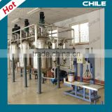 Complete paint manufacturing line of Chile for medicine, food, paint, ink, pesticides, resins, daily chemicals