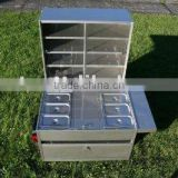 Hot Dog Catering Cart RC-HDC-04