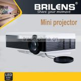 Factory cheap price mini led portable projecctor children small gift projector for home theater