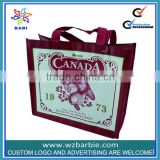 Company Logo Printed non woven shopping Bag