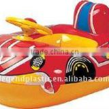 inflatable toys for Baby swimming float boat with sun shade&inflatable baby small boat