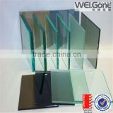 reflective glass price for buliding glass