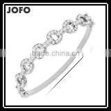 Korea Style High-end Bangle From Yiwu Market Jewelry Wholesale