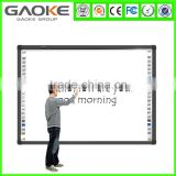 Drawing board writing board kids study board new arrival multitouch interactive smart white board for school