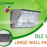 135W 12000lm wall pack led parking lot lighting retrofit for 400 watt metal halide fixture