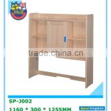 Up-bookshelf for children bedroom furniture for kids study store books