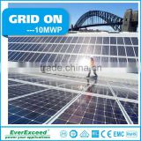 2016 high quality 10kw home solar power system for complete kit grid-on solar system                                                                                                         Supplier's Choice