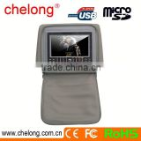 New arrived 7 inch new panel car monitor 800x480 1 din 7 inch touch screen car dvd player