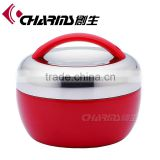 Charms Stainless Steel Apple Shape plastic food storage container