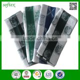 China wholesale waffle kitchen towels with yarn dyed apple jacquard design
