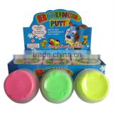Factory supplier foam putty bouncing putty diy bouncing putty toy bouncy putty bouncing foam putty jumping clay/putty