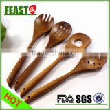 New style fashion bamboo utensil set