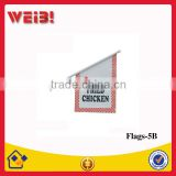 Advertising Bracket Wall Mounted Flag