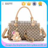 2015 trend PU leather wholesale handbag Italian office ladies style                                                                         Quality Choice
