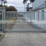 2016 Hot Selling Metal Driveway Sliding Gate Factory