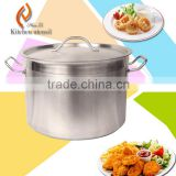 70 gallon low price column 60x60cm commercial stainless steel cooking pot for cooking soup and food