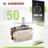SVR50 2-3/8 2-5/8 ODF Solder Piston Operated Freon Solenoid Valve for R22 R134a R407C Refrigerator Air Conditioner