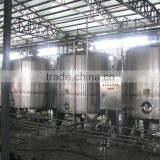 UHT Milk/Dairy Processing Equipment Milk Processing Machine