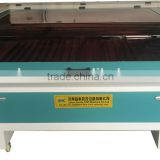 Leather/ wood/ fabrics Co2 laser cutter laser engraving machinery price                                                                                                         Supplier's Choice