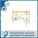 Factory Price H Type Frame Steel Scaffolding Systems