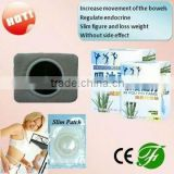 belly patch weight loss product! Factory original natural herb navel slimming patch, slimming heating pads