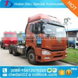 FAW 6X4 425hp tractor truck tractor head trailer truck