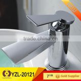 Bathroom basin sanitary fittings price chrome spray paint water taps (YZL-20121)                                                                         Quality Choice