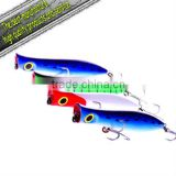 Top Stick 165mm 76g fishing lure popper wood lures