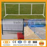 (ISO 9001)high standard durable factory pvc portable fence panels prices