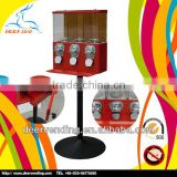 TOP BULK GUMBALL/CANDY VENDING MACHINE FOR SALE