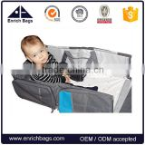 Enrich Travel Infant Bed Baby Changing Station, Bassinet and Diaper Organizer Bags                                                                         Quality Choice