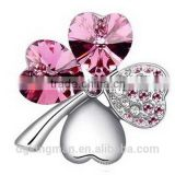 Bottom price hot sell 2014 flower brooches