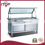 4~6 Pan Buffet Bain Marie (Hot)