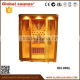 health care products far infrared sauna machine with Organic Carbon Fiber heating system