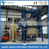 ceramic wall tile adhesive making equipment dry mixed mortar production line for construction/chemical materials