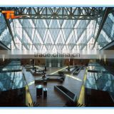 High Quality Prefabricated Steel Structure Exhibition Center