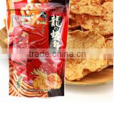 Custom Design Snack Food Plastic Potato Chips Packaging Bag/ Moisture Proof Aluminum Foil Bag for Banana Chips Packaging