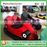 2013 Colorful Amusement Park Equipment for sale electric fancy bumper cars for children in amusement park