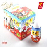 Dafa kinder egg candy toy