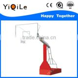 Glass Basketball Backboard Used Basketball Hoops For Sale