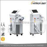 FDA technology crystal optical system 2000W skin rejuvenation elight hair removal machine