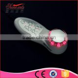 Portable LCD seven ultrasonic color photon beauty instrument for personal care LW-013