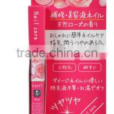 Lirety Beauty Essence Nail Pink Rose Fragrance made in Japan Nail Care Oil