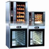 Manufacture Electric Convection Ovens for Bakery and Confectionery and Electric Modular Deck Oven