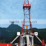 Skid-mounted Oil Drilling Rig