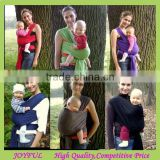 Factory supplier wholesale best quality cotton baby carrier wrap