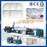 Auto PSP Production LineFast Food Box Making MachineTAKE AWAY CONTAINER EXTRUSION MACHINERY