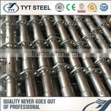 suspended scaffolding steel lattice tower ring lock vertical