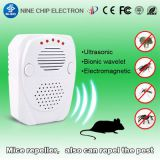 Ultrasonic Mice Repeller Bionic wave Ants Control Device Popular Pest Repellent Professional Mice Killer