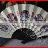 2015 traditional chinese style bamboo silk fan